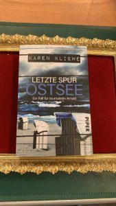 Foto des Buchcovers: Letzte Spur Ostsee