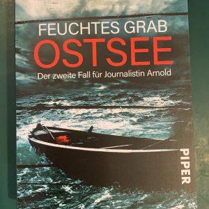 Foto des Buchcovers: Feuchtes Grab Ostsee